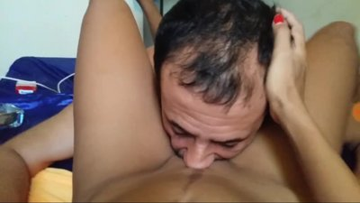 Best pussy sucking young..