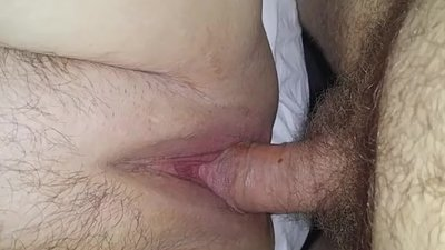 His big cock makes me squirt..