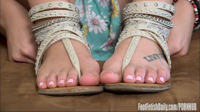 Zoey Monroe Foot Fetish..
