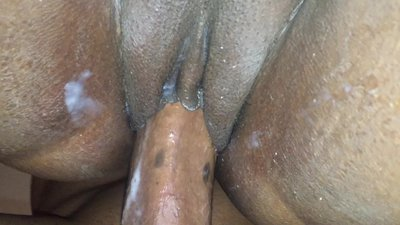 Fucking Her Creamy Pussy