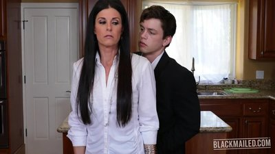 India Summer Blackmailed..
