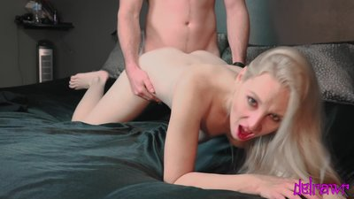 Amateur Doggystyle w/ Creampie