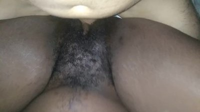 Big Brown Dick in thight..